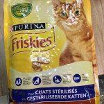 Friskies chats stérilisé boeuf