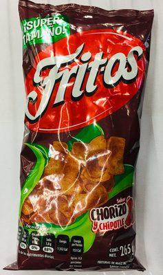 Fritos Chorizo y Chipotle