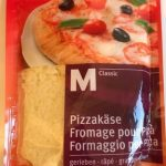Fromage pour pizza