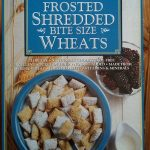 Frosted Shredded Wheats