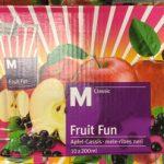 Fruit Fun Apfel-Cassis