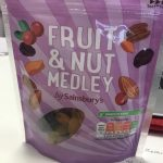 Fruit and nut medley