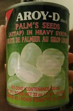 Fruits De Palmier Aroyd 530mL