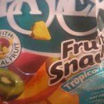 Fruits Snacks