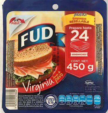 Fud Virginia