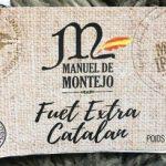 Fuet Extra Catalan 170G