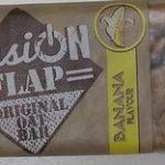 Fusion Flap original oat bar - Banana