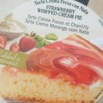 Gâteau fraise et crème