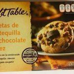 GALLETAS WORLD TABLE CON MANTEQUILLA CHOCOLATE Y NUEZ