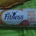 Galletas Fitness sabor naranja y miel