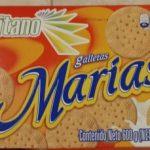 Galletas Marías
