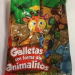 Galletas con forma de animalitos