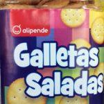 Galletas saladas