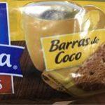 Gamesa Barras De Coco