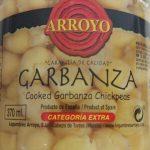 Garbanzos Arroyo