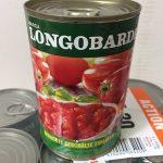 Geschälte Tomaten Pelati