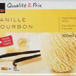 Glace double-crème Vanille Bourbon