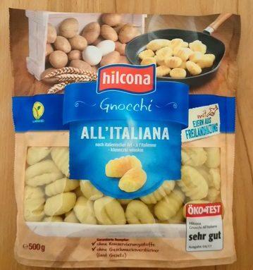 Gnocchi All'italiana