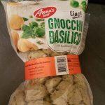 Gnocchi basilico
