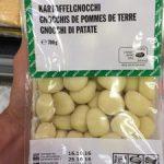 Gnocchi de pommes de terre