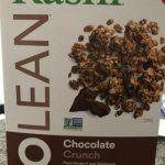 Go lean chocolate crunh