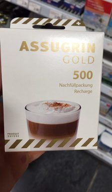 Gold 500 Recharge