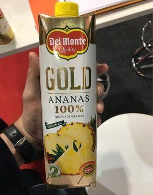 Gold Ananas Juice