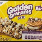 Golden Grahams Treats