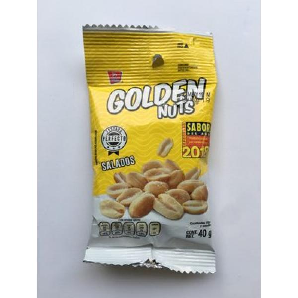 Golden Nuts Salados