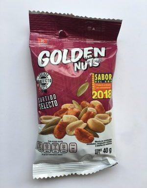 Golden Nuts Surtido Selecto