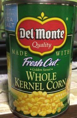 Grains de Maïs Entiers
