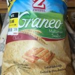 Graneo multigrain snacks