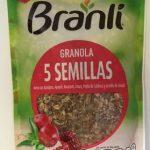 Granola 5 Semillas