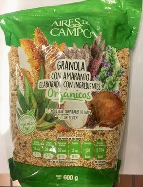 Granola Aires de Campo