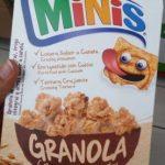 Granola cini minis
