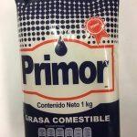 Grasa comestible Primor