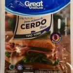 Great Value Jamón de Pierna de Cerdo fino tipo York