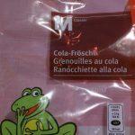 Grenouille au cola
