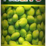 Guandules verdes en conserva