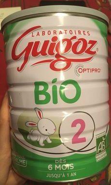Guigoz Bio 2 800G
