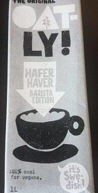 Hafer barista edition