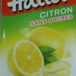 Halter Bonbons Lemon Sugar Free