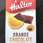 Halter Sans Sucre Orange-chocolat