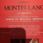 Hamon de Bellota iberico