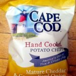 Hand Cooked Potato Chips Mature Cheddar & Caramelized Onion