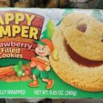 Happy Camper Strawberry Filled Cookies