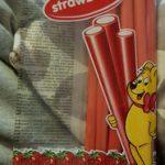 Haribo Balla Stixx Erdbeere