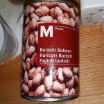 Haricots Borlotti