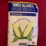 Harina de maiz pre cocida
