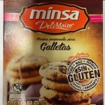 Harina preparada para galletas Minsa